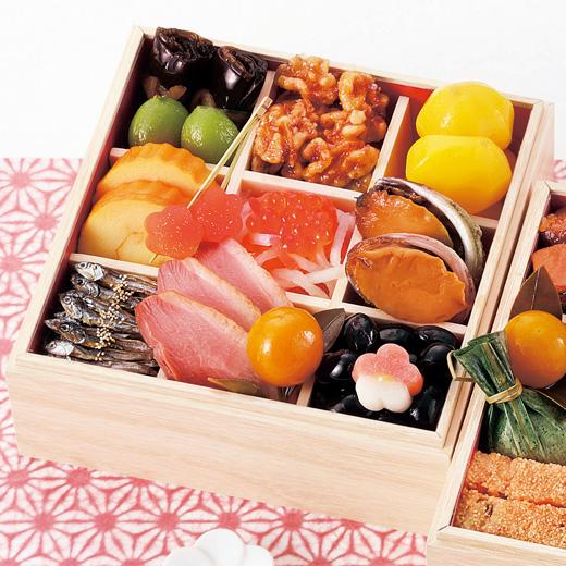 京都<京菜味のむら>ミニおせち「小袖」|大丸デパートの少 ...