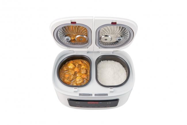 ショップジャパン 1台でご飯とおかずが同時にできる自動調理鍋「ツインシェフ」発売