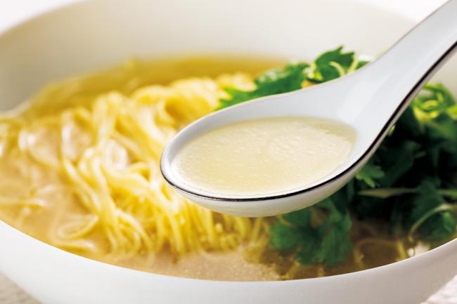 家庭画報「極上スープ麺」