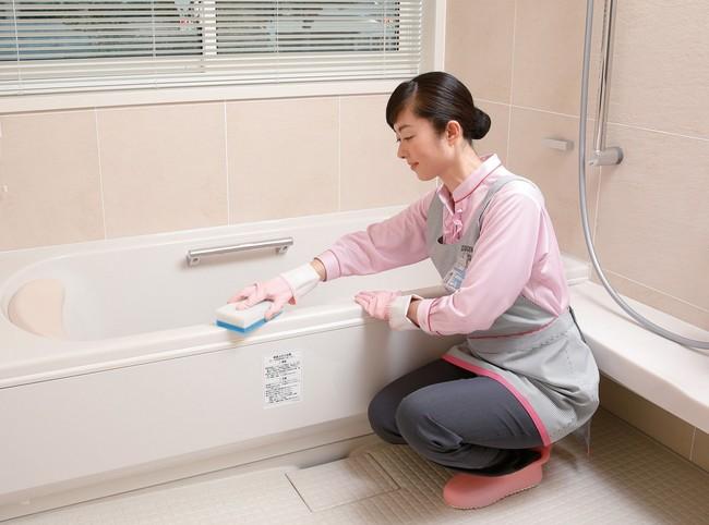 ショップチャンネル「ダスキン 浴室クリーニング」