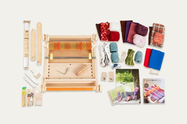 ユーキャンの『手織り講座』がデビュー